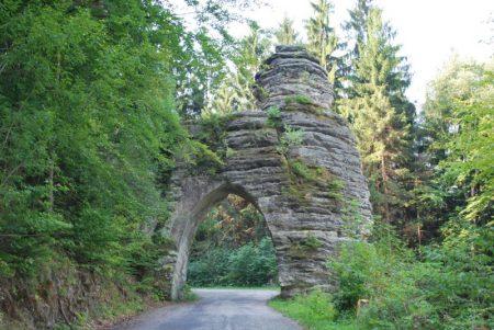 Pekařova brána - 3 km